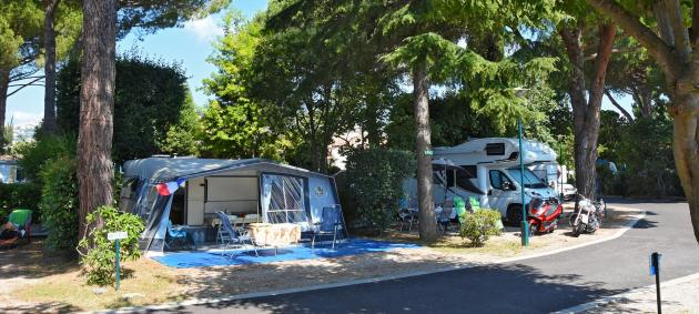 emplacement camping cannes